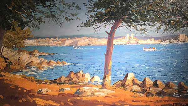 Antibes Michel Margueray