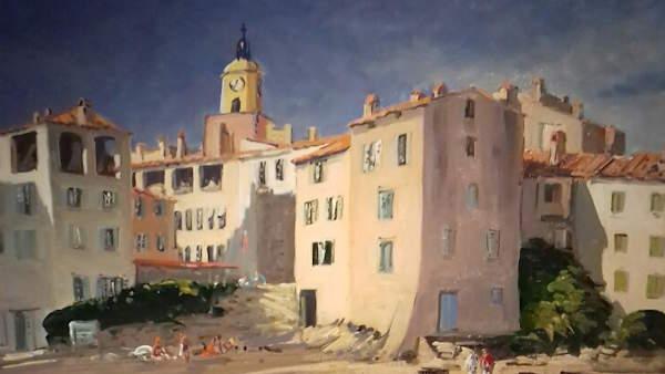 La Ponche à Saint-Tropez Michel Margueray