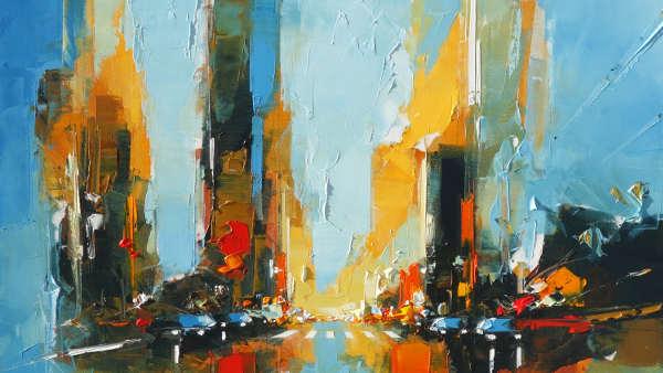 Daniel Castan, Times Square