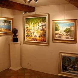 La Galerie Mougins Art Prestige