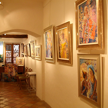 La Galerie Mougins Art Prestige Tableaux