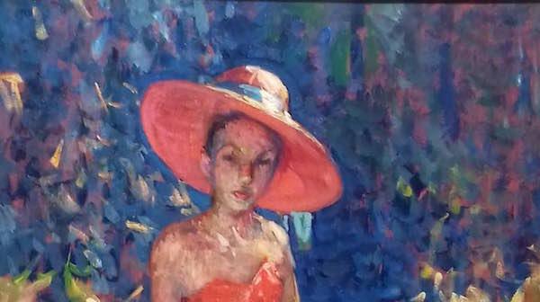 Le chapeau rouge